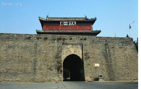中国——长城The Great Wall 1987 c.JPG