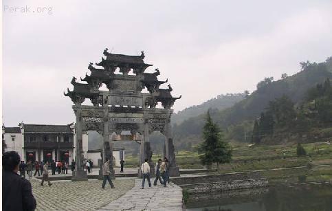 中国——皖南古村:西递和宏村 c.JPG