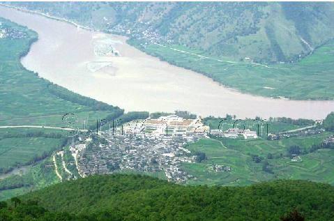 中国——云南保护区的「三江并流」 d.JPG