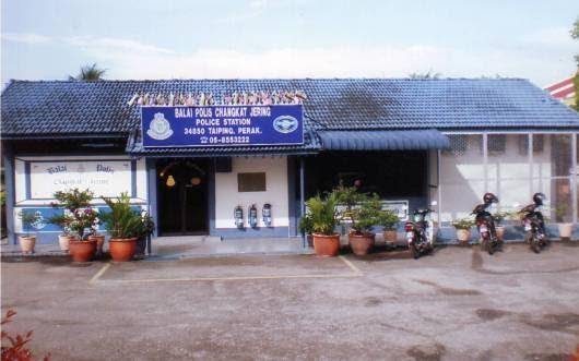 Balai Polis Chang Jering