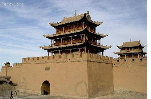 中国——长城The Great Wall 1987 d.JPG