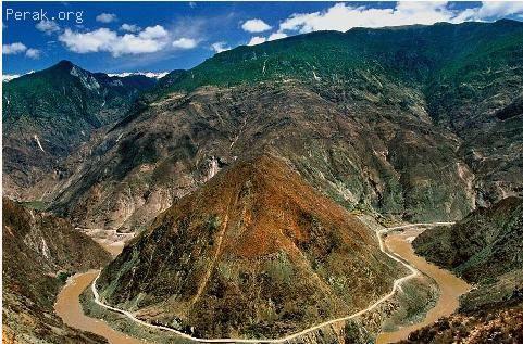 中国——云南保护区的「三江并流」 a.JPG