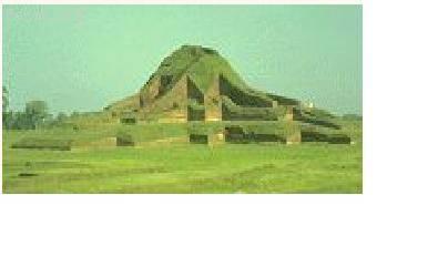孟加拉国——帕哈尔普尔的佛教毗诃罗遗址 a.JPG