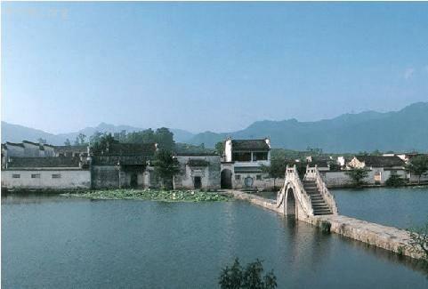 中国——皖南古村:西递和宏村 d.JPG