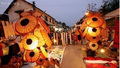 老挝——琅勃拉邦的古城 b.JPG