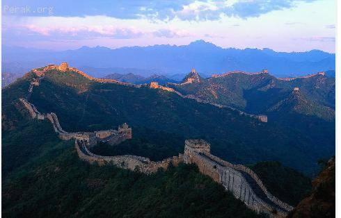 中国——长城The Great Wall 1987 a.JPG