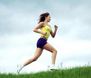 长距离慢跑