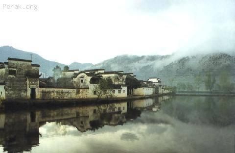 中国——皖南古村:西递和宏村 a.JPG
